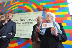 PREMIO MICHELE CAMPIONE 2011